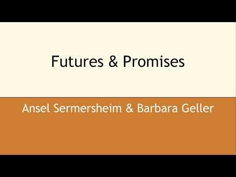 Futures & Promises