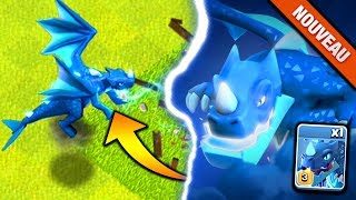 CLASH OF CLANS - L'ELECTRO DRAGON EN ACTION ! NOUVELLE TROUPES