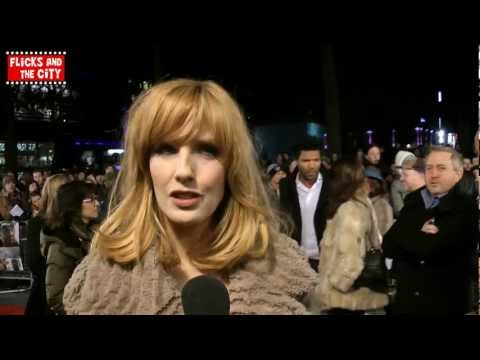 Kelly Reilly  on Flight & Denzel Washington