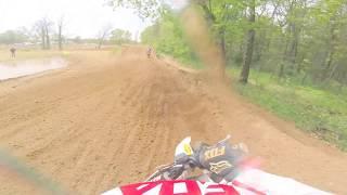 Practice at Battle Creek Motorcycle Club 2017
