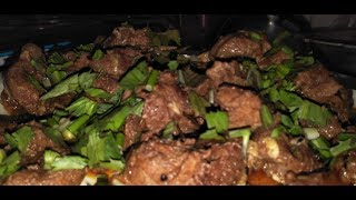 DELICIOUS BEEF RECIPE/home cooking/non veg recipe/fry beef/yummy cooking style....