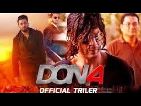 Don 4 Official Trailer / Don 3 / Saruk Khan U0026 Priyanka Chopra