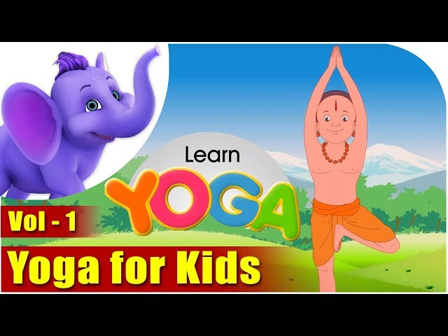 Yoga for Kids - Vol 1 (All Standing Postures)