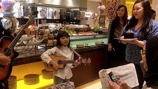 Merindukanmu   Alyssa Dezek with Batak Band