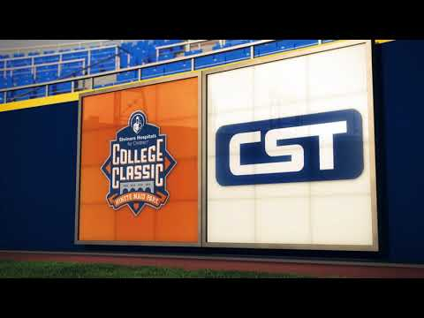 LSU Tigers/Shriner's College Classic Baseball On CST