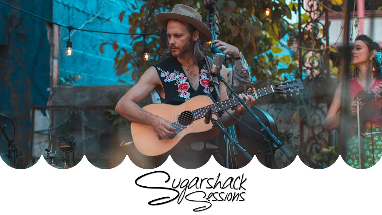 David Wax Musuem- Little Heart (Live Acoustic)   Sugarshack Sessions