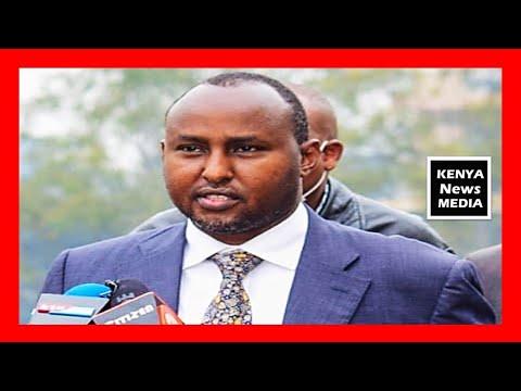 William Ruto is dishonest to send his people to insult President Uhuru Kenyatta