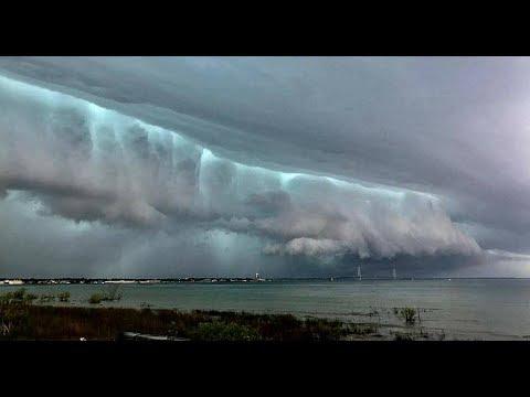 Mackinaw City severe storm 6-11-17