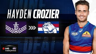 Port Sign MOTLOP & CROZIER Traded to Bulldogs!!!