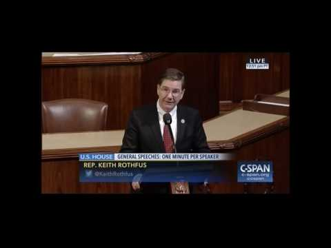 Rothfus introduces SENSE Act to save jobs, create affordable energy, and clean up coal refuse piles