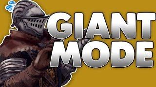 Dark Souls 3: Giant Mode Mod