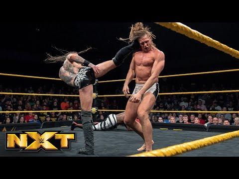 Black vs. Ricochet vs.  Dream vs. Riddle vs.  Cole - Fatal 5-Way Match: WWE NXT, Mar. 20, 2019