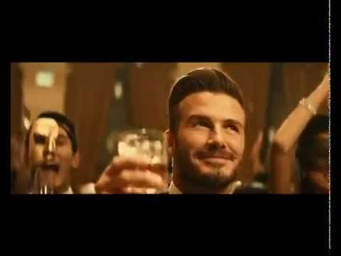 """Venetian's David Beckham """"Never Settle"""" TV commercial"""