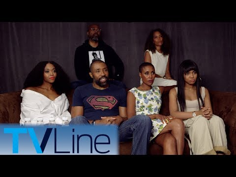 Black Lightning Interview | Comic-Con 2017 | TVLine
