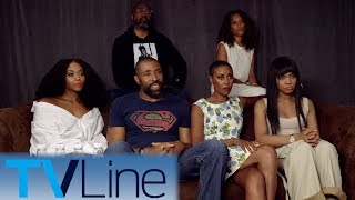 Black Lightning Interview | Comic-Con 2017 | TVLine