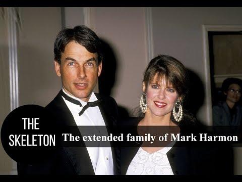 The extended family of Mark Harmon