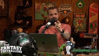 "Week 3 Fantasy Football - Mike ""The Fantasy Hitman"" Wright is LIVE answering questions!"