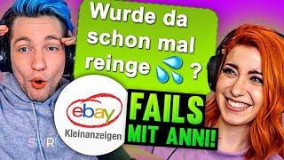 EBAY FAILS (sehr dumm)   Anni und Rezo