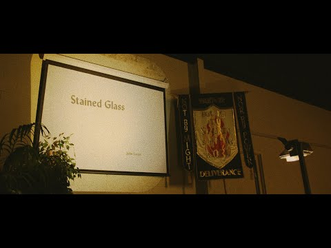 """John Lucas - """"Stained Glass"""" Official Lyric Video"""
