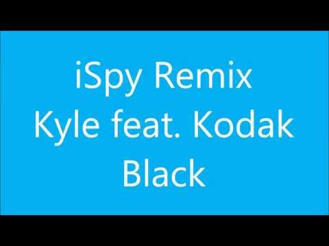 Kyle - I Spy Remix Feat. Kodak Black (Lyrics)