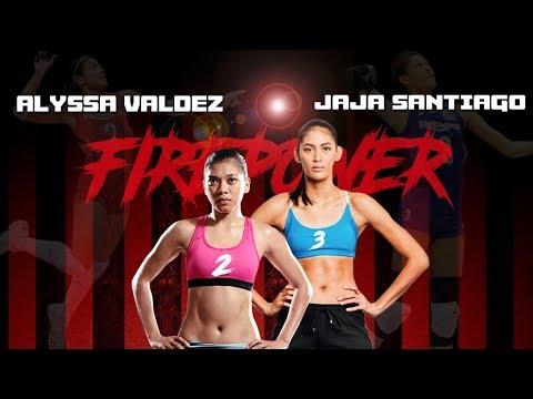 Alyssa Valdez - Jaja Santiago Deadly Combination