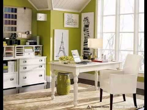 Easy DIY Small office design decorating ideas  YouTube
