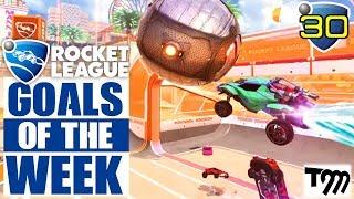 Rocket League - TOP 10 GOALS OF THE WEEK #30 (Rocket League Best Goals)