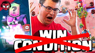 REGRESAMOS A TOPE CON EL COFRE TROLL ¡¡Y SIN WIN CONDITION!! | Clash Royale