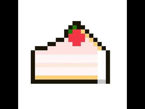 Pixel Gateau