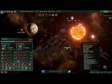 Stellaris battle. 275k vs 256k fleet size - Yhtye.com