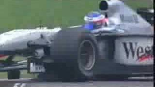 F1 San marino 2003 highlights
