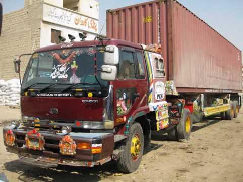 paradise cargo company karachi