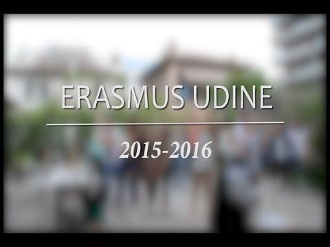 ERASMUS UDINE 2015/2016