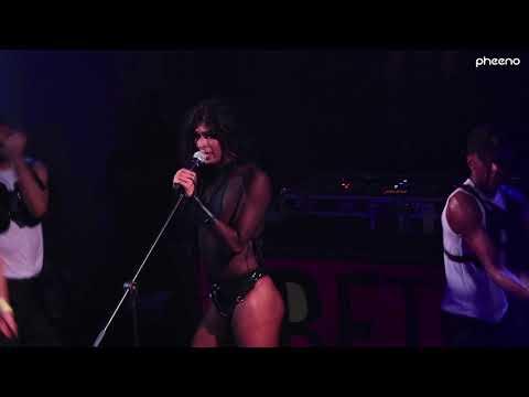 Lia Clark - Boquetaxi  Tchurururu Ao Vivo  Tretona de Verão RJ