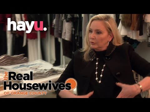 Shannon Opens Up About Her Struggle With Weight | The Real Housewives of Orange County