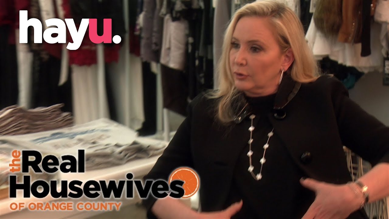 Download Shannon Opens Up About Her Struggle With Weight   The Real Housewives of Orange County