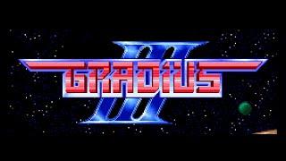 Gradius III - Arcade / PS2 - Mike Matei Live