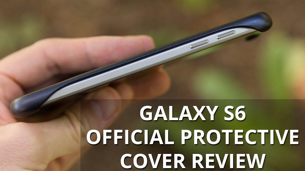 Чехол-книжка Samsung S View для Galaxy S6 Edge Plus золотистый (EF .