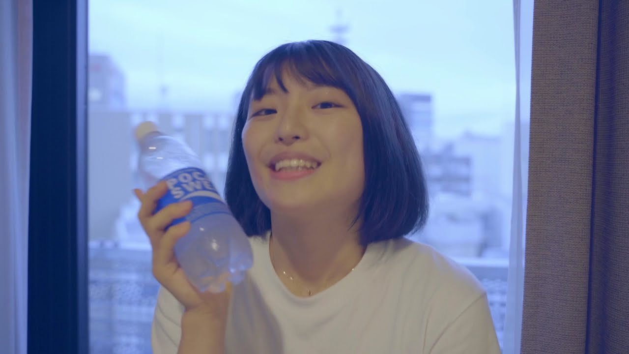 ポカリスエットキャンペーン動画 ~朝ポカリ~