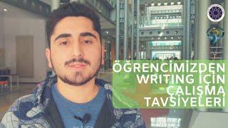 Writing notumu nasıl yükselttim - Yıldız Teknik Üniversitesi Yabancı Diller Yüksekokulu