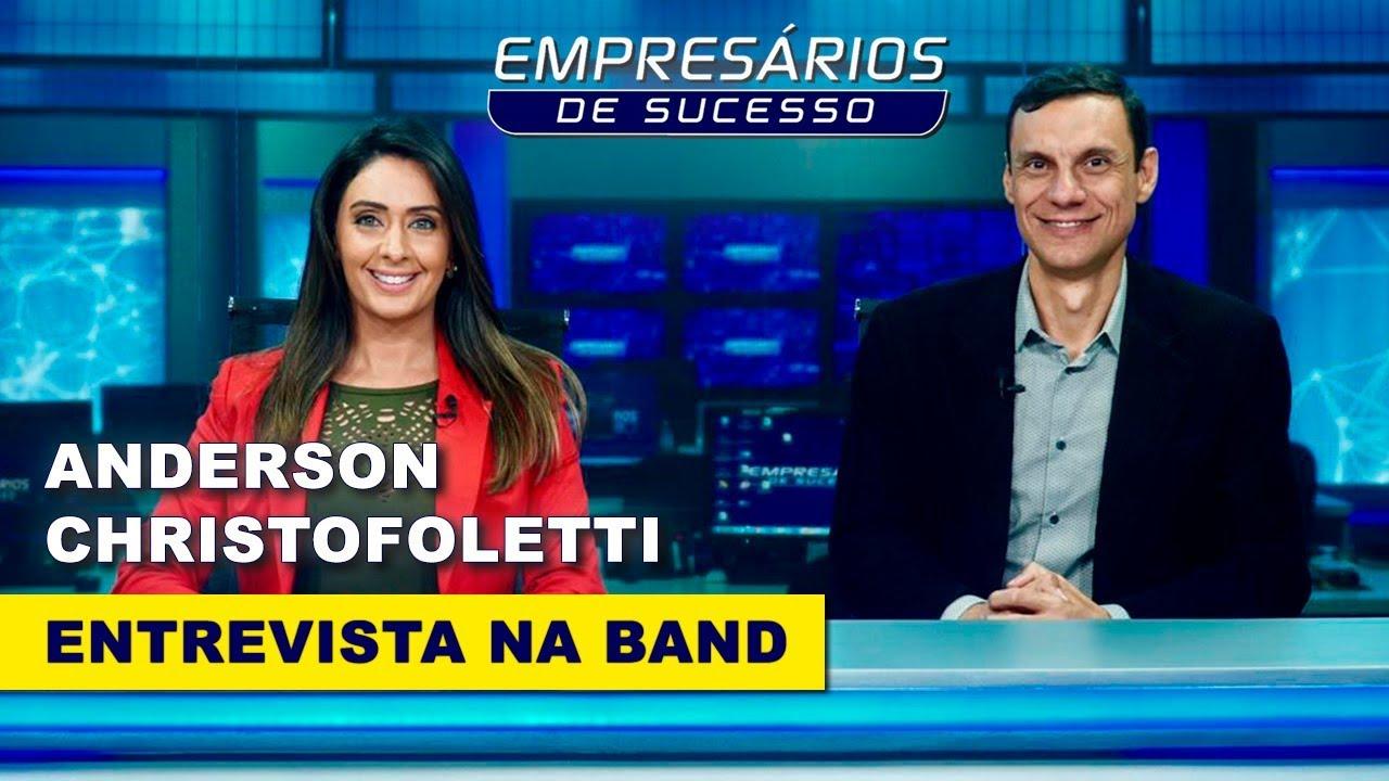 Entrevista Programa Empresários de Sucesso da Band News
