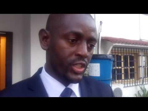 Karamoko DIAKITE, chargé de programmes Friedrich-Ebert-stiftung fait le bilan et les perspectives du programme de formation GENAV 2016