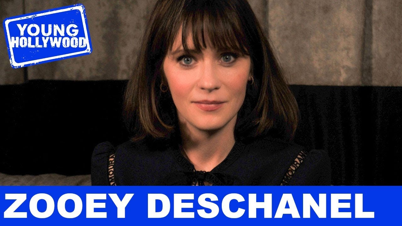 New Girls Zooey Deschanels Singing Competitions With Her Daughter