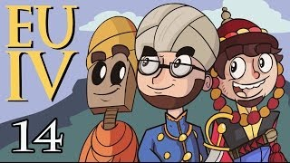 LETS PLAY EUROPA UNIVERSALIS 4 | EASTERN PROMISES | EPISODE 14
