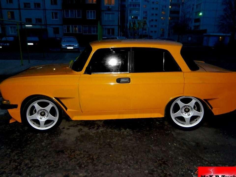 москвич 2140 фото тюнинг