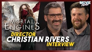 Mortal Engines Interview With Christian Rivers