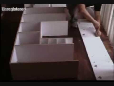 armado de mueble de cocina youtube