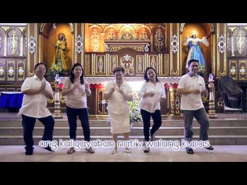 Our Lady of the Assumption Parish Pasko sa Pinas 2015