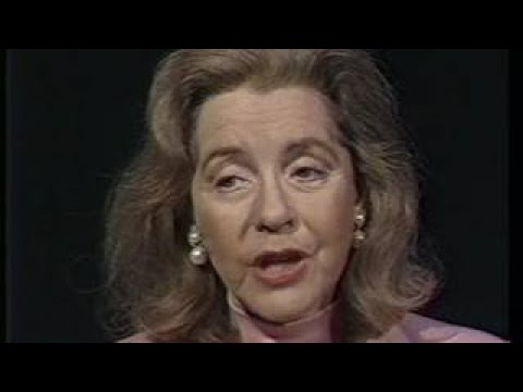 Marsha Hunt Rare TV Interview