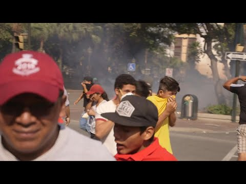 Violent protests continue in Ecuador's southern city of Guayaquil   AFP